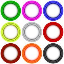 Free Stylish Buttons Stock Image - 8451741
