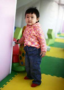 Free Chinese Girl Stock Photo - 8451990