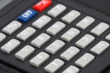 Free Calculator Stock Photo - 8453520