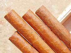 Free Cigars Stock Photography - 8454202