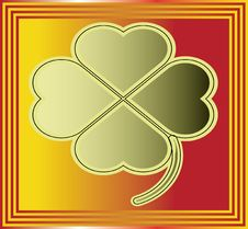 Free St. Patrick Background Royalty Free Stock Image - 8454516