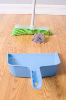 Free Spring Cleaning Stock Photography - 8455962
