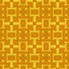 Futuristic Christmas Pattern Stock Images