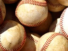 Free Bucket Of Balls Royalty Free Stock Image - 8456766