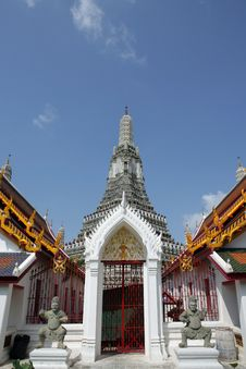 Free Bangkok, Thailand Royalty Free Stock Photos - 8457168