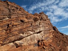 Free Valley Of Fire State Park Royalty Free Stock Images - 8457779