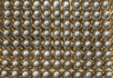 Free Rows Of Bullets Royalty Free Stock Image - 8458096