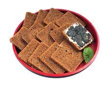 Free Black Caviar Stock Photos - 8458443