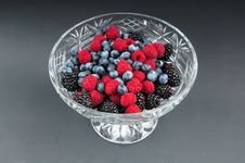 Free Berries Royalty Free Stock Image - 8458606