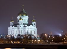 Free Cathedral Of Christ The Savior Stock Photography - 8459452