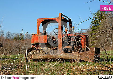 Free Old Farm Equipment, Antique Royalty Free Stock Photo - 8464465