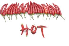 Free Red Chili Royalty Free Stock Photography - 8460127
