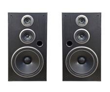 Two Acoustics Stock Photos