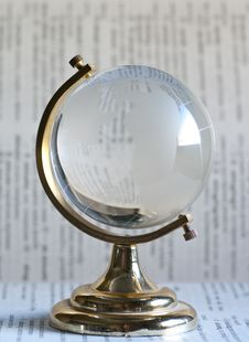 Free Glass Globe Stock Photos - 8460623