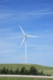 Free Wind Power Stock Image - 8460901