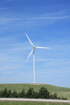 Free Wind Power Stock Image - 8460901