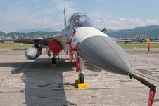 Free F-16 Mlu Block20 Of Taiwan Royalty Free Stock Photography - 8461387