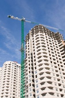 Free Building Construction Royalty Free Stock Photography - 8461627