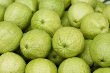 Free Guavas Royalty Free Stock Photography - 8461987