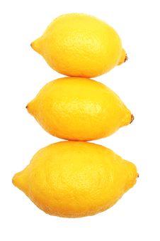 Free Lemons. Royalty Free Stock Photos - 8463788