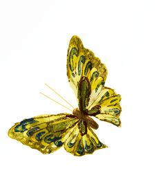 Free Origami Butterfly Stock Photo - 8463930