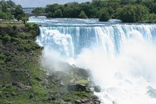 Free Niagara Falls Royalty Free Stock Image - 8464126