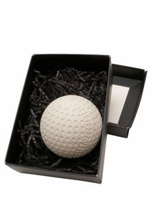 Free Black Box With A Ball Stock Photography - 8464432