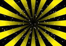 Free Yellow Striped Hole Stock Photos - 8465863