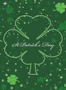 Free Shamrock Stock Images - 8465874