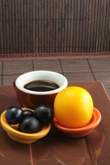 Free Breakfast Stock Image - 8465981