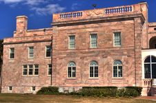 Free Charles Ringling Mansion Stock Images - 8467004