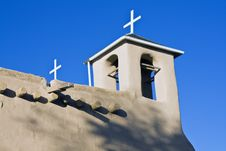 Free Church In Taos Stock Images - 8467544