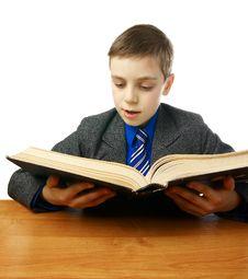 Free Schoolboy Stock Image - 8467601