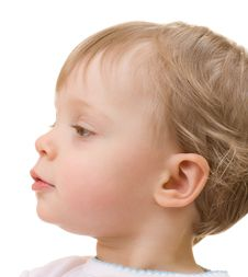 Free Child Close-up Portrait Royalty Free Stock Photo - 8468095