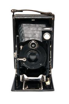 Free Old Camera Stock Photography - 8468762