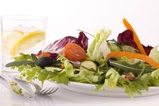 Free Fresh Salad Stock Photos - 8469653