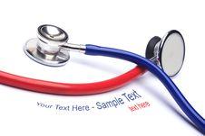 Free Stethoscope Stock Images - 8469894