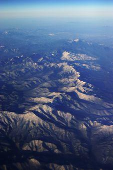 Free Siberia Aerial Stock Images - 8470134