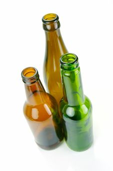 Free Beer Bottles Stock Image - 8470741
