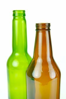 Free Beer Bottles Stock Photo - 8470780