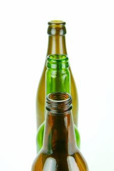 Free Beer Bottles Stock Images - 8470784