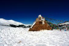 Free Tibetan Buddhism Stock Photo - 8471280