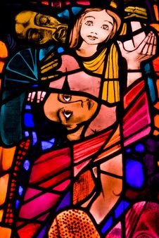 Free Stained Glass Stock Photo - 8471940