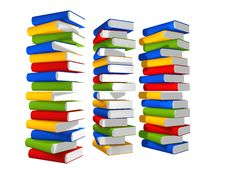 Free Lots Of Books Stock Images - 8472964