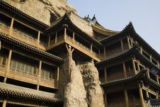 Free Chinese Ancient Architecture Stock Photos - 8473253
