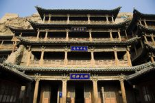 Free Chinese Ancient Architecture Stock Photos - 8473263