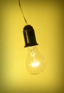 Free Light Bulb Stock Photography - 8473362