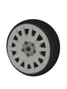 Free Sport Wheel Stock Image - 8473861