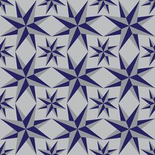 Free Seamless Background Of Geometric Shapes Stock Images - 8473914