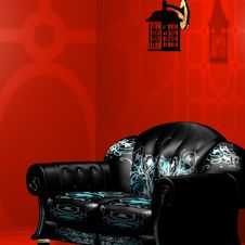 Free 3d Max Interior Stock Photos - 8474653